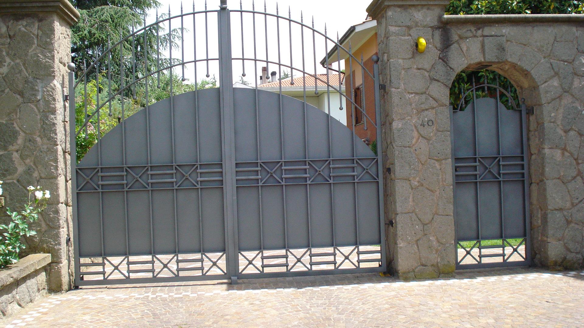 Cancelli – Perucca serrande
